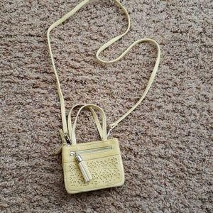 Relic small coin/card purse
